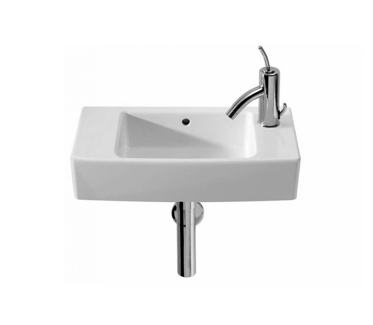 Roca Hall Cloakroom Basin 500mm Ukbathrooms