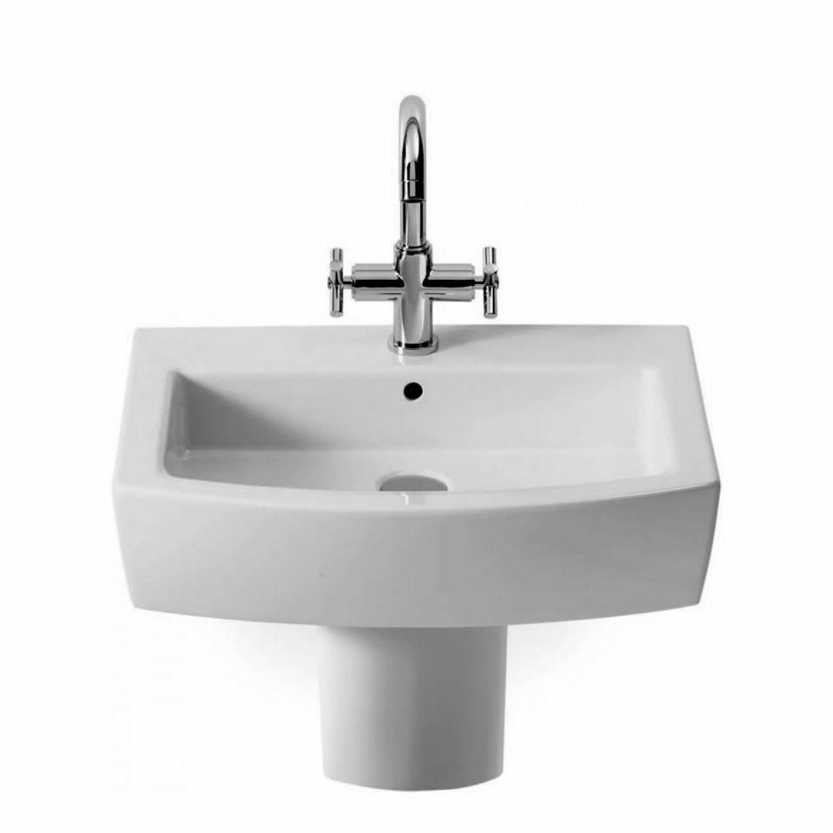 Roca Hall 650mm Basin Uk Bathrooms