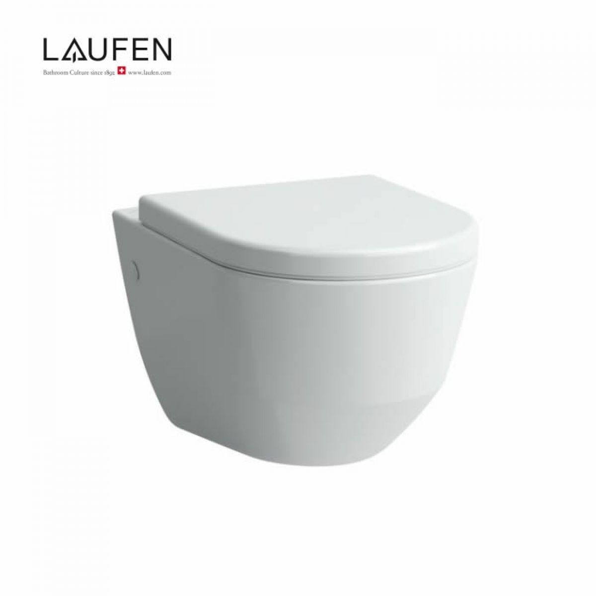 laufen pro new wall hung toilet uk bathrooms. Black Bedroom Furniture Sets. Home Design Ideas