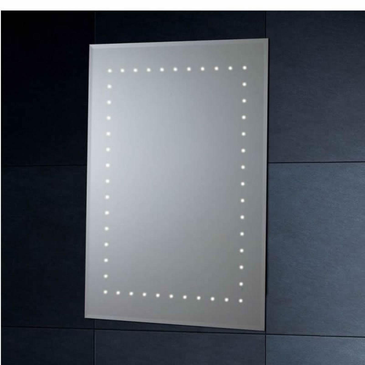 Phoenix Solar Led Illuminated Mirror 700 X 500mm Uk