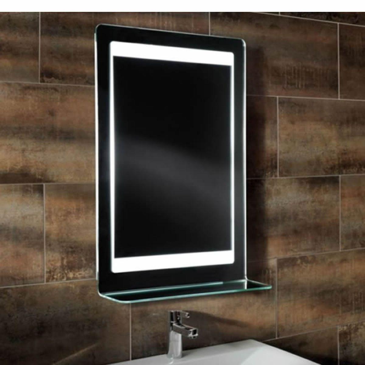 roper rhodes clarity gamma heated backlit mirror mlb270