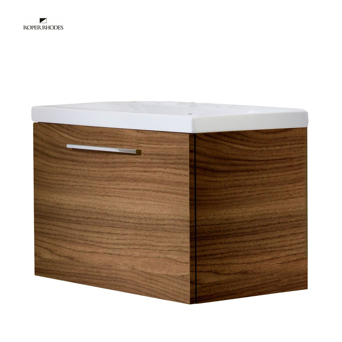 Roper rhodes envy 700mm wall hung unit with basin uk for Bathroom furniture 700mm