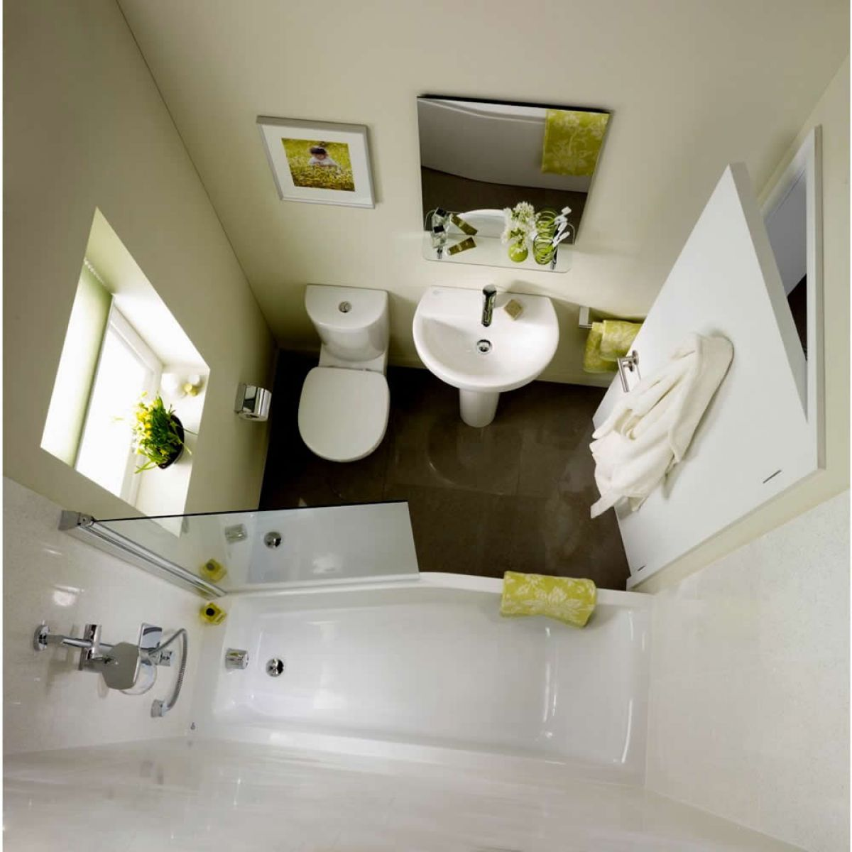 Ideal Standard Concept Idealform Spacemaker Bath : UK