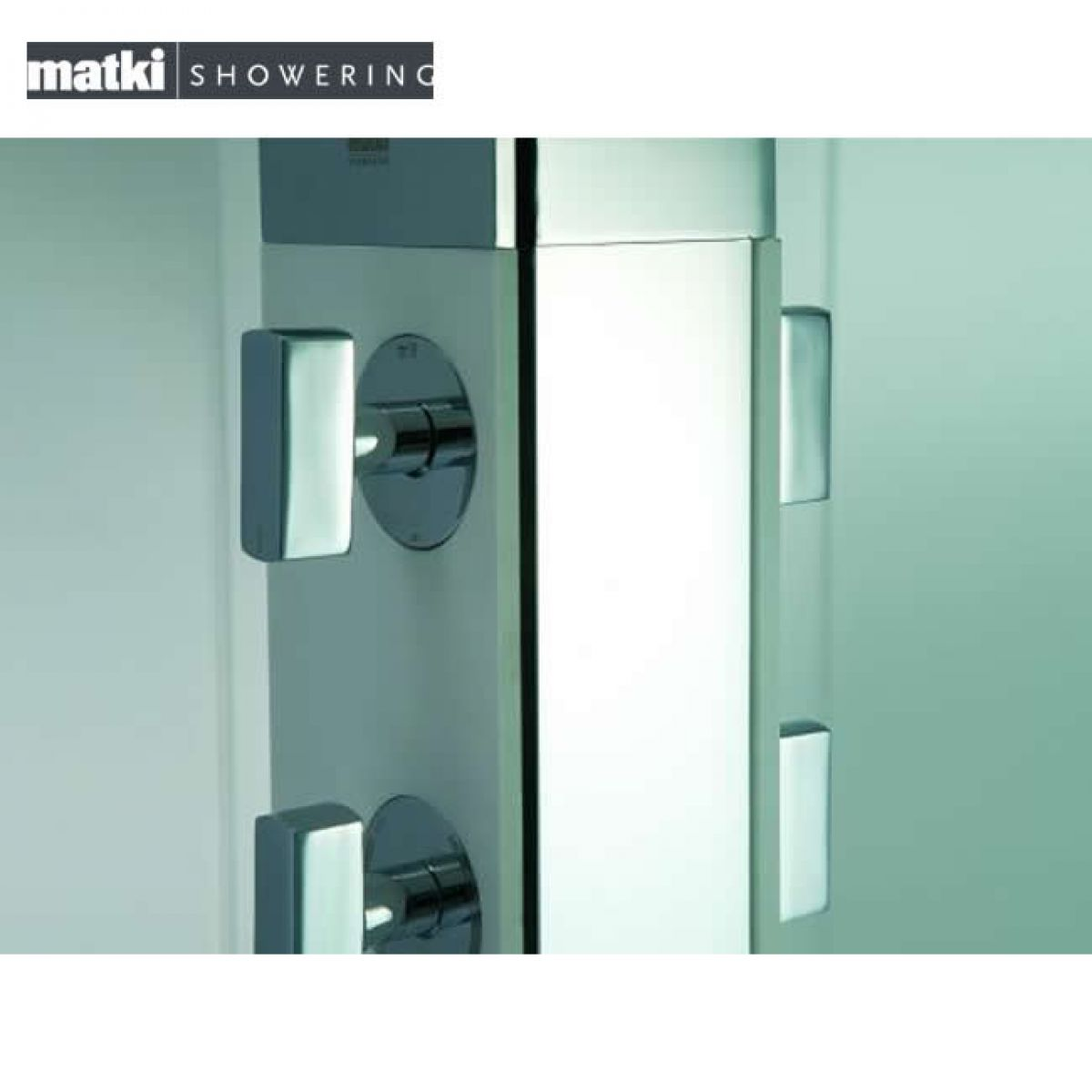 Matki square walk in recess enclosure with shower kit uk Walk in shower kits