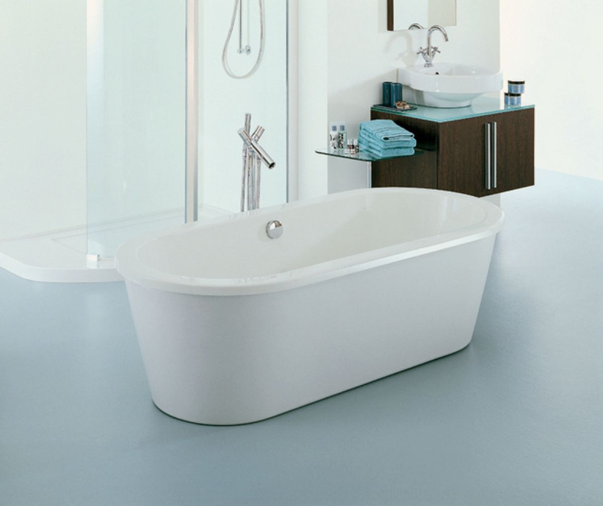 Adamsez Eclipse Advance Freestanding Luxury Bath : UK Bathrooms