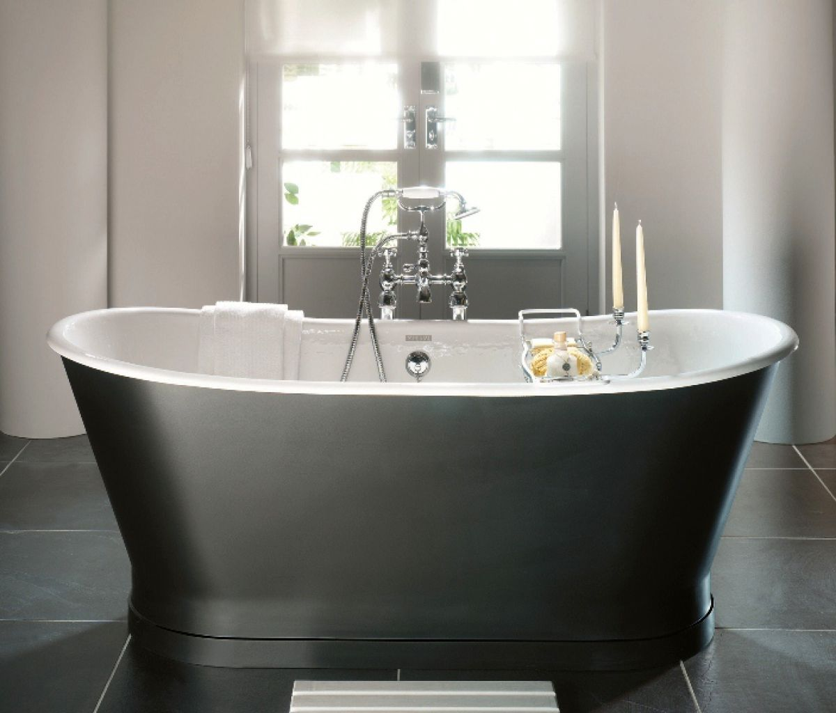 Imperial Radison Cast Iron Bath Uk Bathrooms