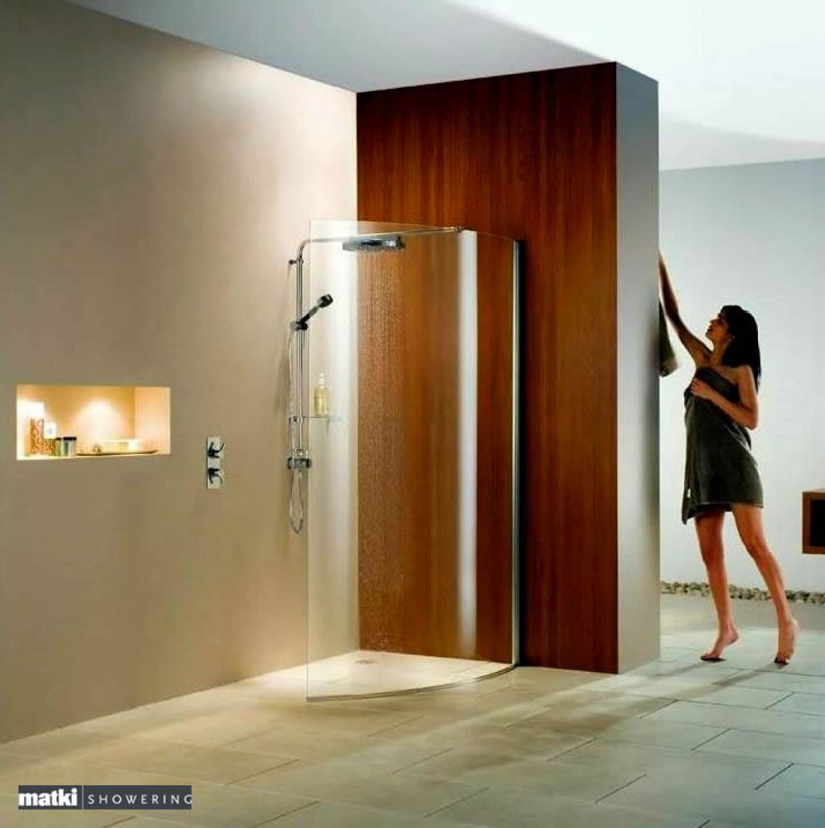 Shower Wet Room Ideas