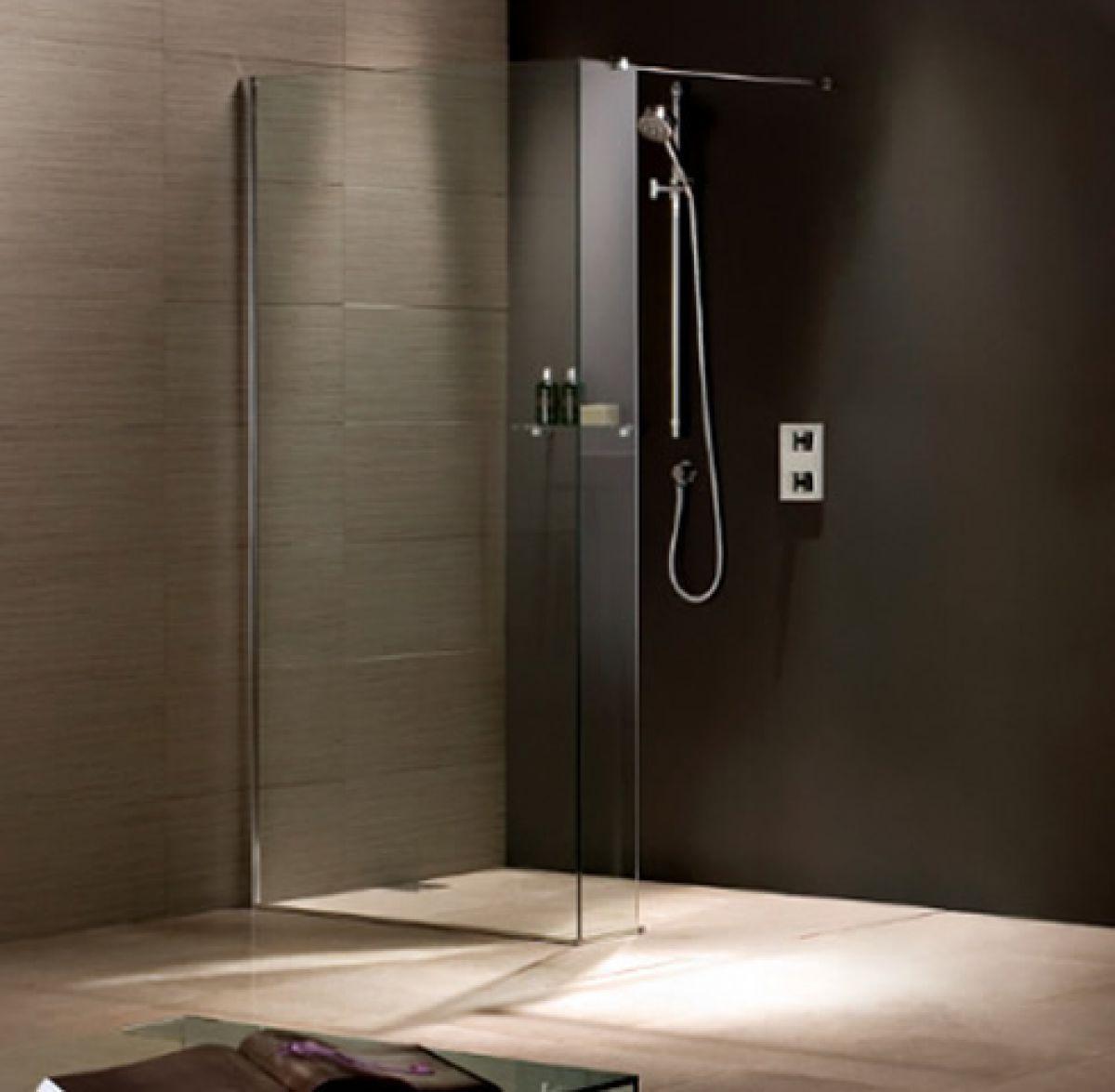 matki wet room walkin shower panel