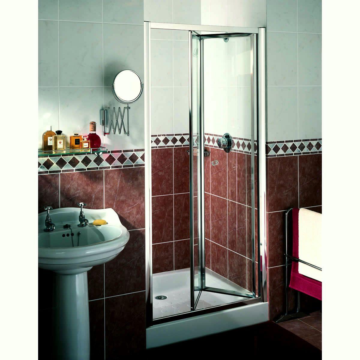 matki radiance infold door shower enclosure uk bathrooms