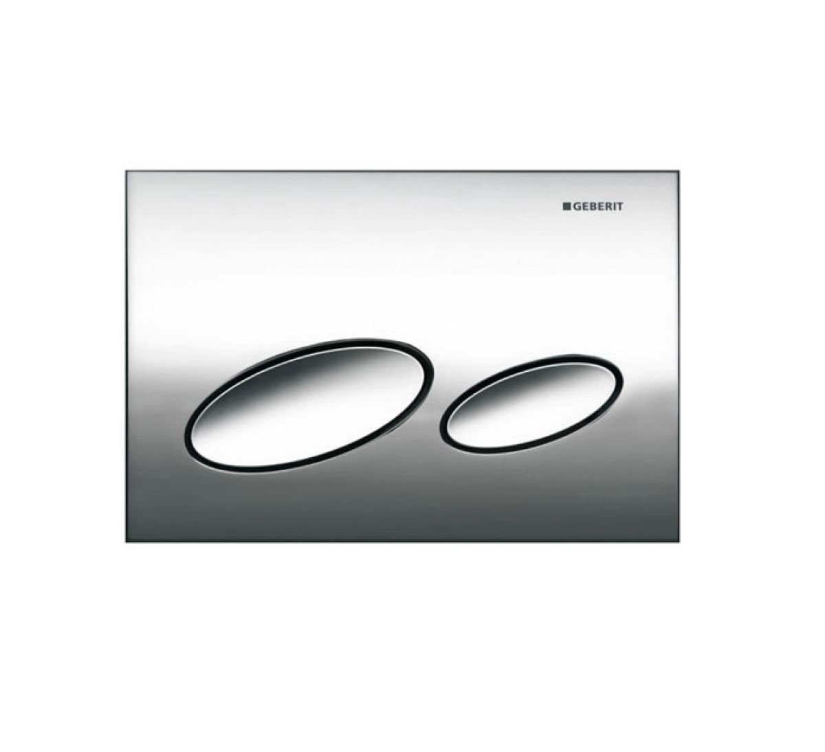 Geberit kappa 20 dual flush plate uk bathrooms for Geberit flush