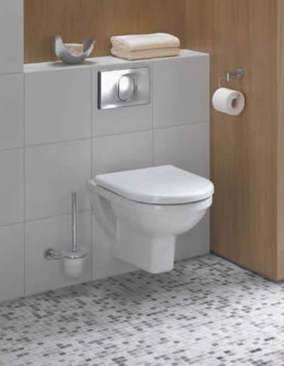 Vitra form 300 wall hung wc toilet suite uk bathrooms