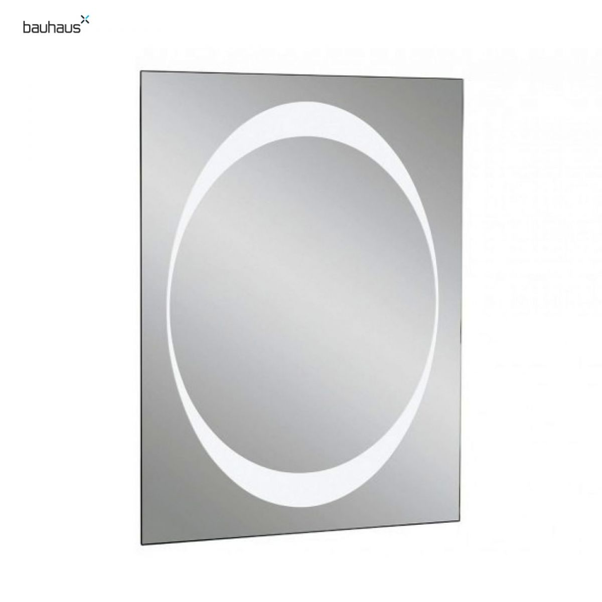 New Pulse Illuminated Bluetooth Bathroom Mirror With Builtin Speakers