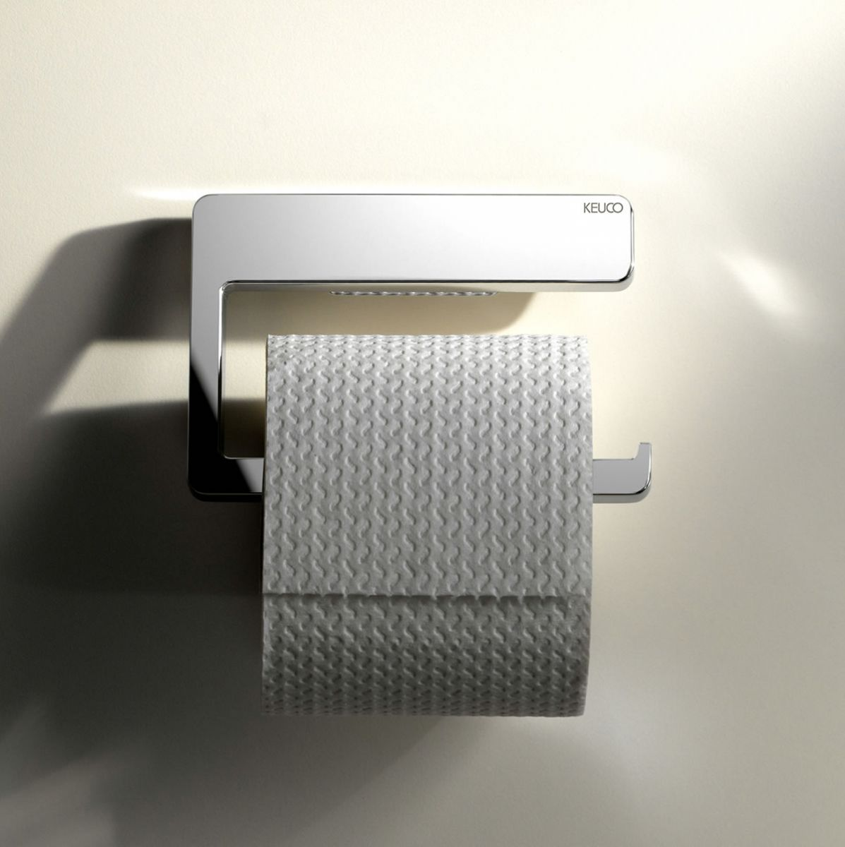Keuco moll toilet roll holder uk bathrooms for Bathroom accessories toilet roll holder