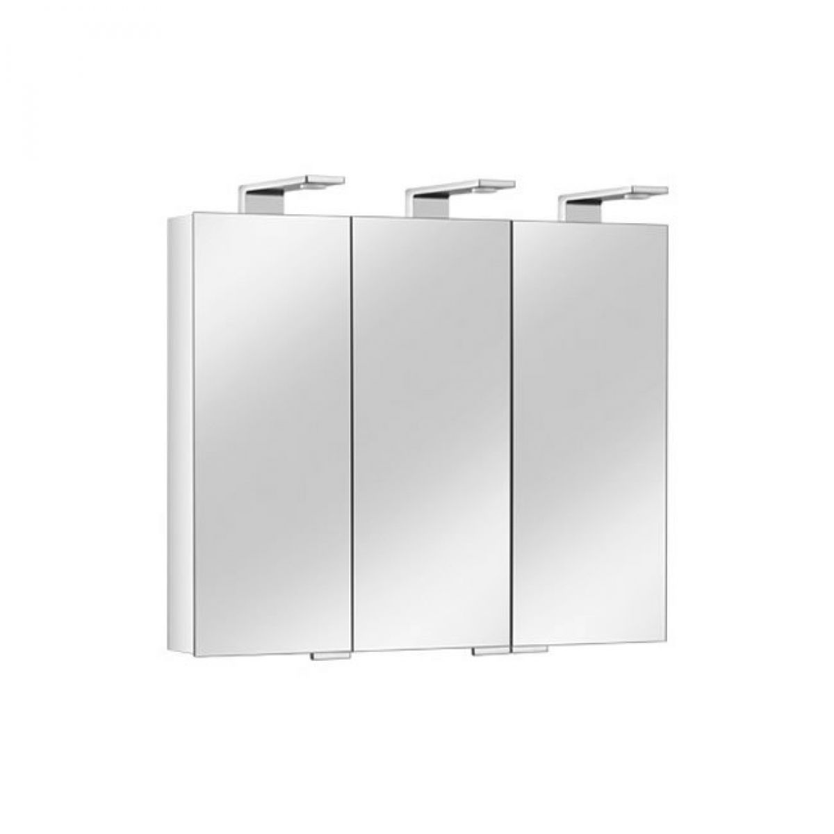 Keuco royal universe 1000mm illuminated mirror cabinet ukbathrooms - Bathroom cabinets keuco ...