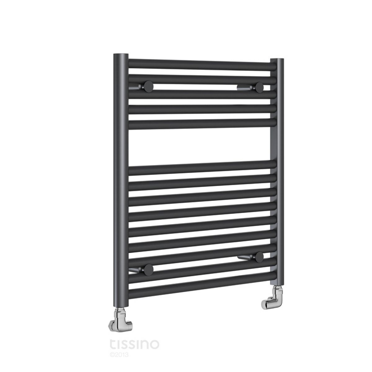 Mere Hugo2 Towel Drying Radiator - Anthracite - 31-9024
