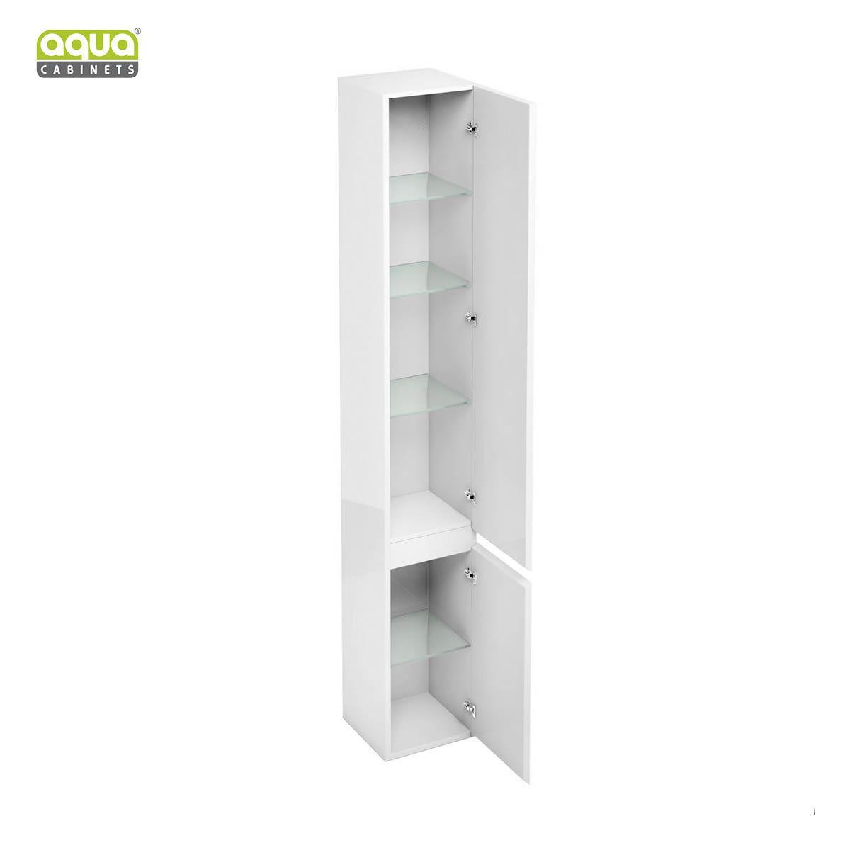 Aqua Cabinets D300 Tall Storage Unit