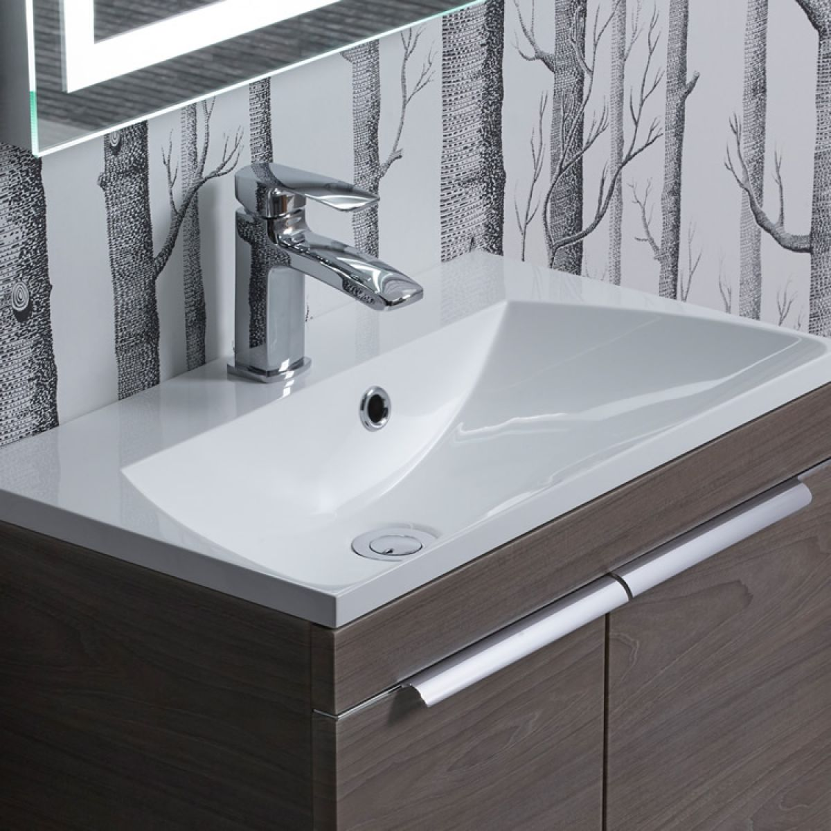 Roper Rhodes Cypher 600mm Freestanding Unit with Isocast Basin : UK ...