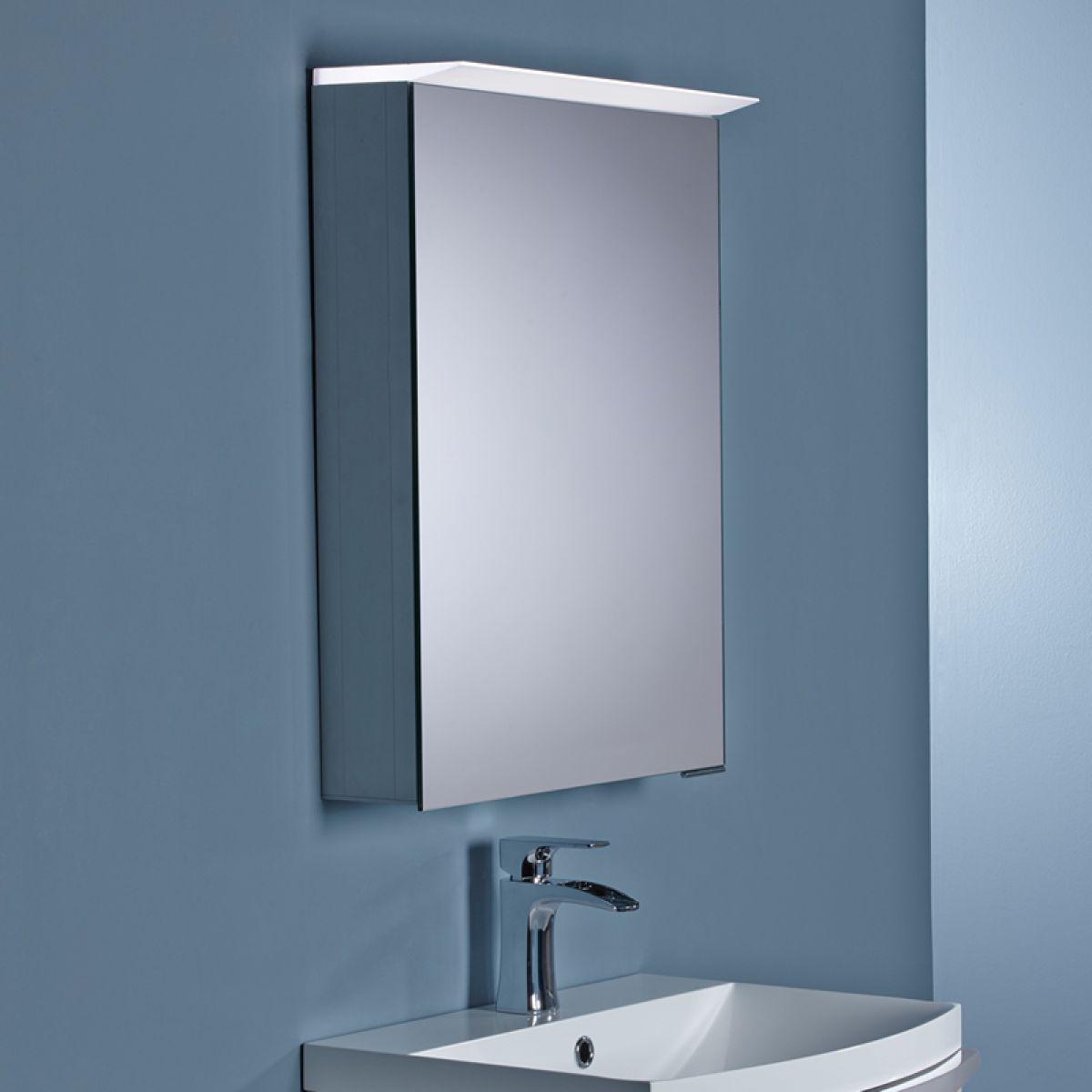 Awe Inspiring Roper Rhodes Vantage Illuminated Bathroom Cabinet Home Interior And Landscaping Oversignezvosmurscom
