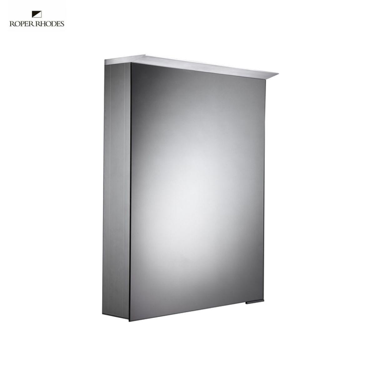 roper rhodes vantage illuminated bathroom cabinet uk bathrooms