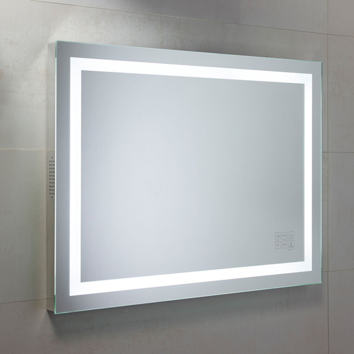 Roper Rhodes Beat Illuminated Mirror Ukbathrooms
