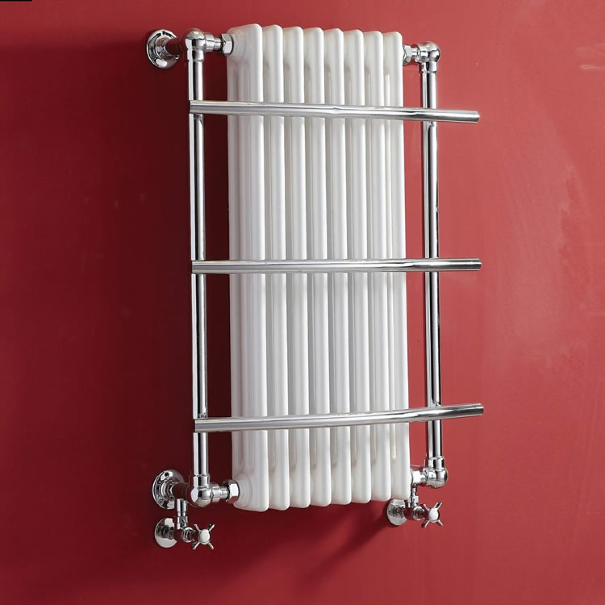 phoenix helena traditional towel rail uk bathrooms. Black Bedroom Furniture Sets. Home Design Ideas
