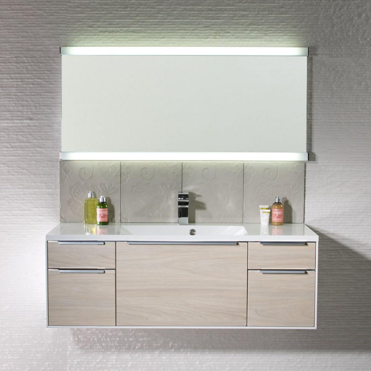 Roper rhodes transcend illuminated bathroom mirror uk for Illuminated mirrors