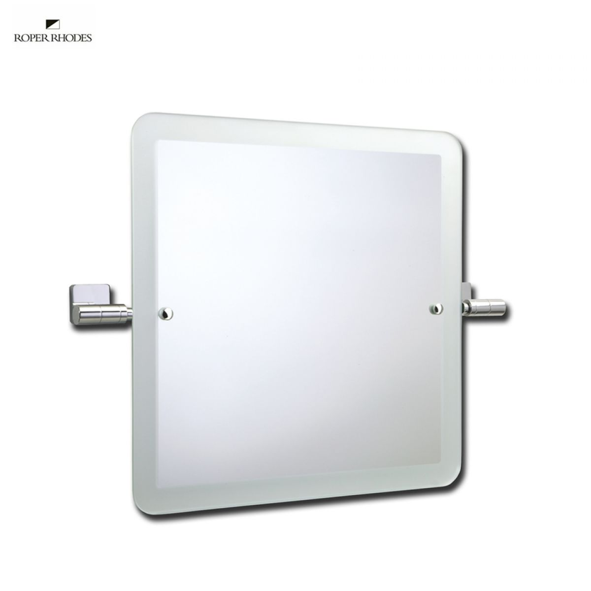 bathroom wall mounted mirrors roper glide wall mounted bathroom mirror ukbathrooms 17143 | 31346