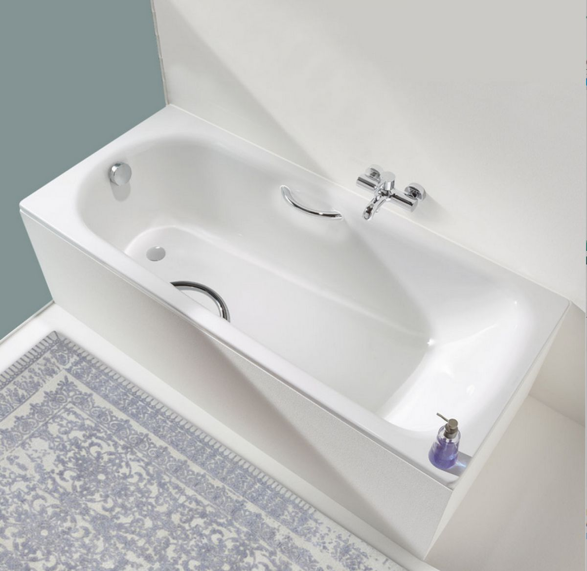Kaldewei Saniform Plus Steel Bath Uk Bathrooms