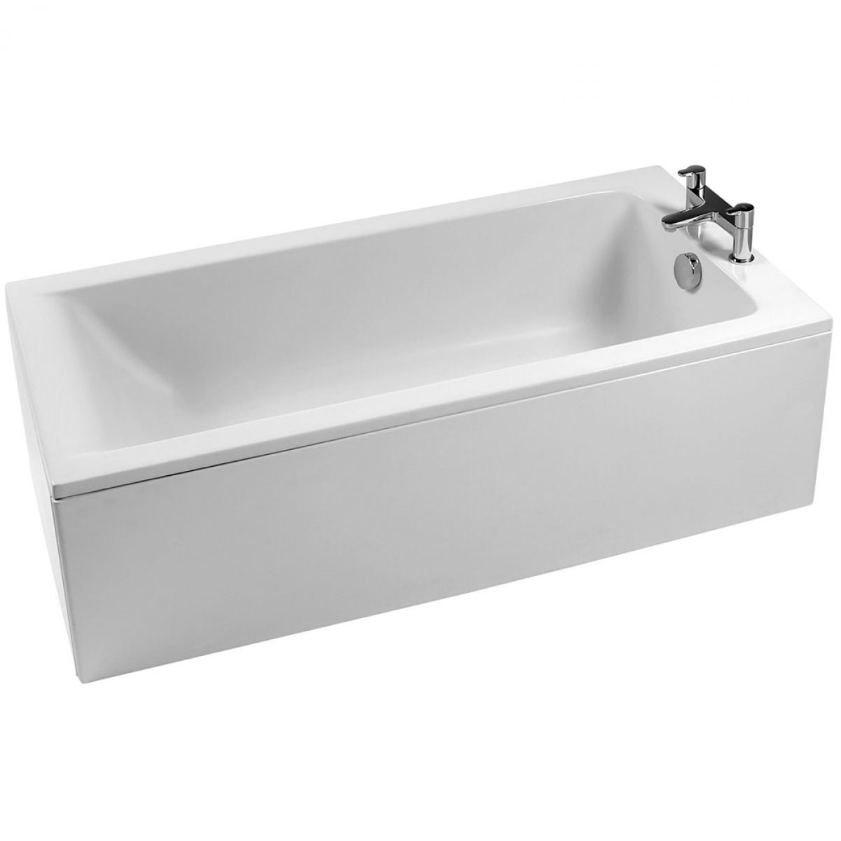 Ideal Standard Concept Idealform Single Ended Bath : UK Bathrooms