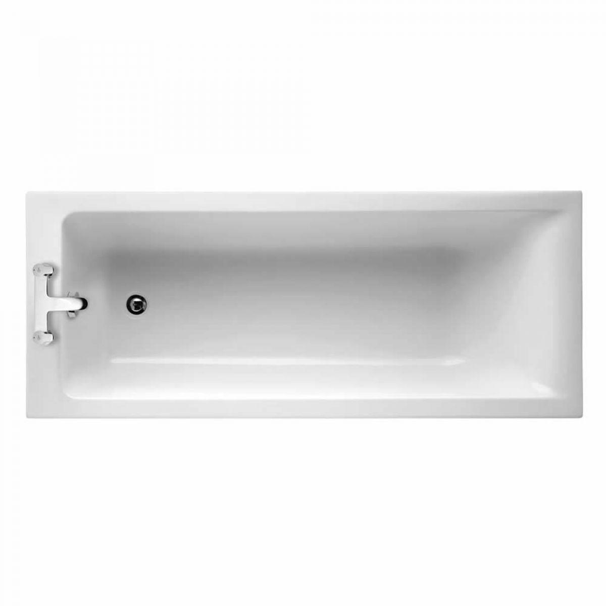 ideal standard concept idealform single ended bath uk bathrooms ideal standard concept idealform single ended bath