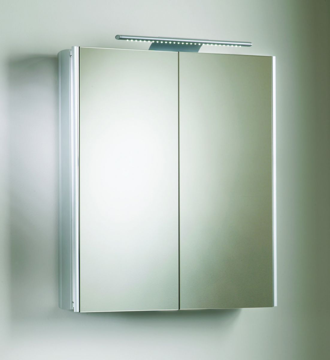 Roper Rhodes Ascension Pinnacle LED wall cabinet : UK Bathrooms