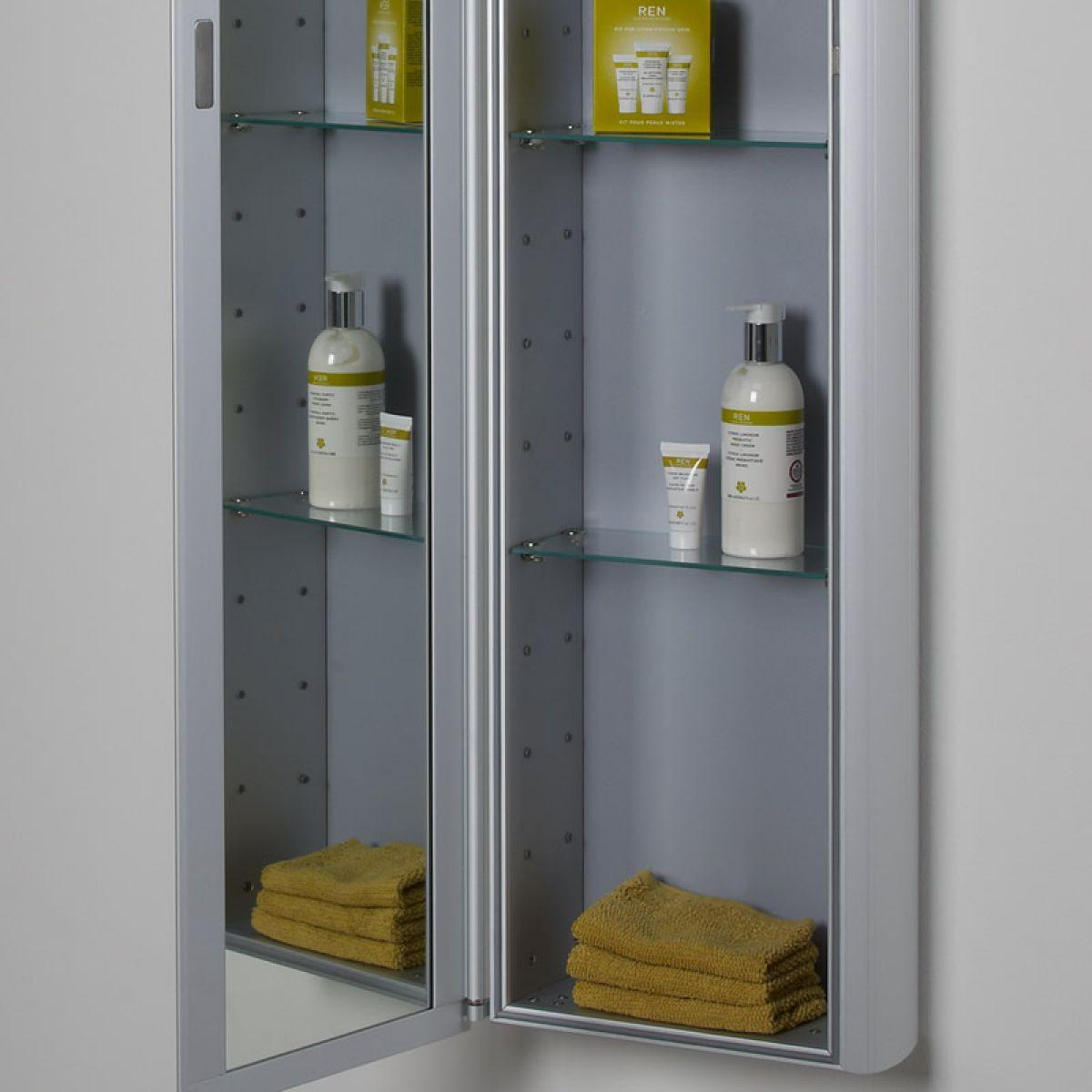 Roper Rhodes Reference Tall Mirror Glass Door Cabinet Uk Bathrooms