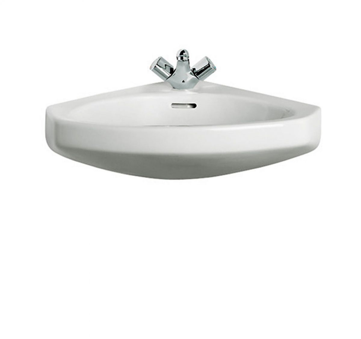 roca angular corner basin - Roca Wash Basin