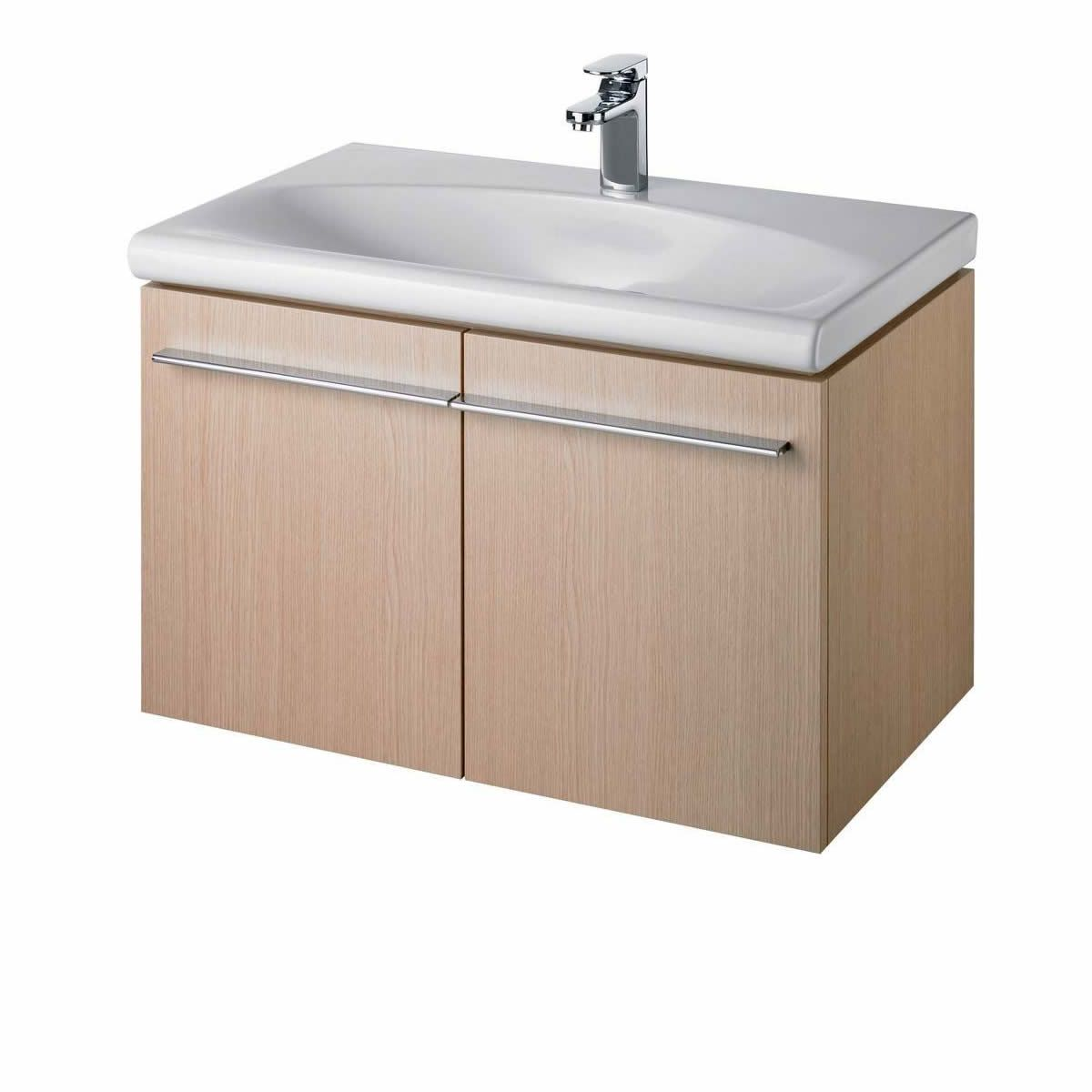 Ideal standard daylight 700mm wall hung vanity unit for Bathroom furniture 700mm