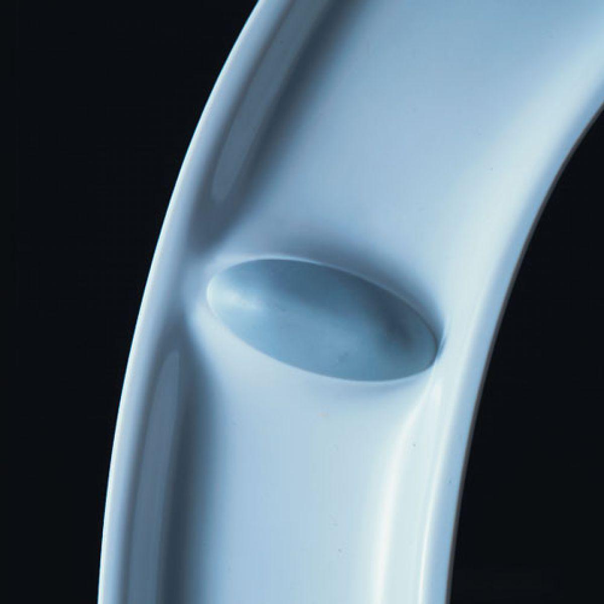 Pressalit T2 Heavyweight Toilet Seat (formerly Tivoli 2) : UK Bathrooms