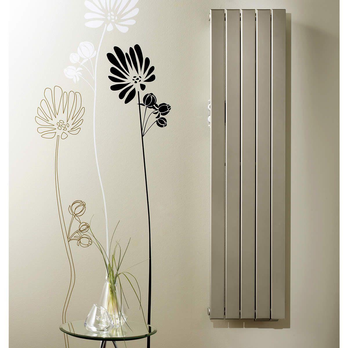 Zehnder Roda Vertical Electric Radiator Uk Bathrooms
