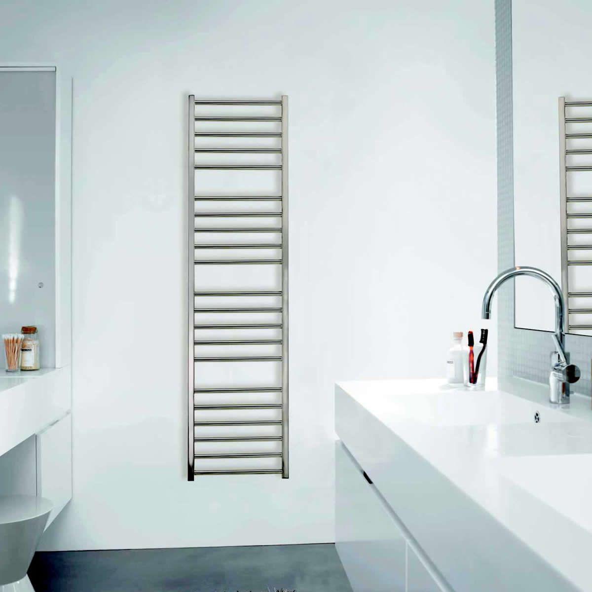 Zehnder Stellar Spa Stainless Steel Radiator Uk Bathrooms