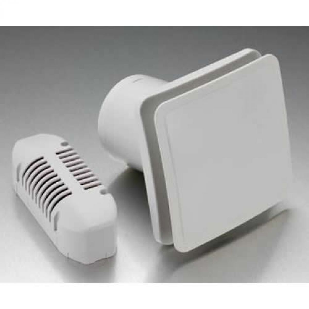 Extractor Fans Product : Zehnder adaptive extractor fan with smart timer uk bathrooms
