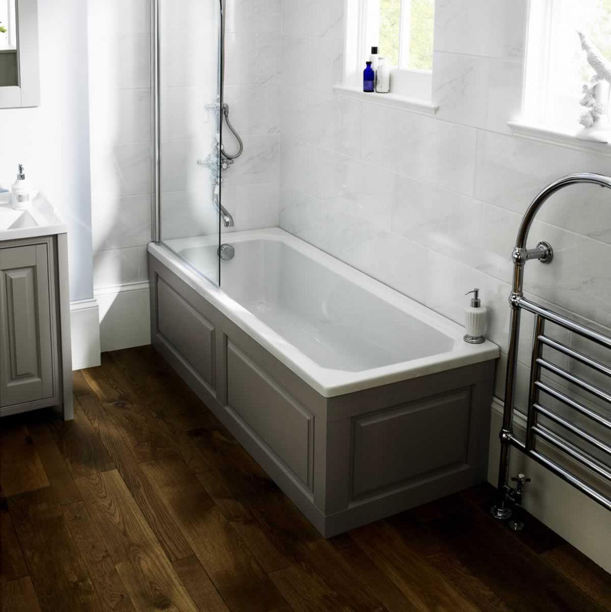 Old London Bath Panels : UK Bathrooms