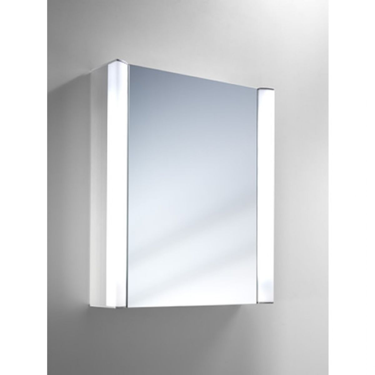 Schneider Moanaline Illuminated Bathroom Cabinet : UK Bathrooms