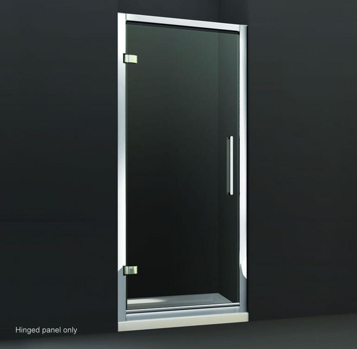 Merlyn series 8 hinged shower door uk bathrooms merlyn series 8 hinged shower door vtopaller Gallery