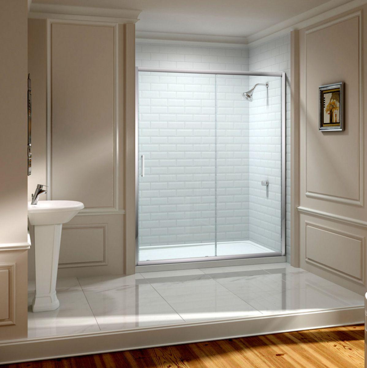 Merlyn Series 8 Sliding Shower Door Uk Bathrooms