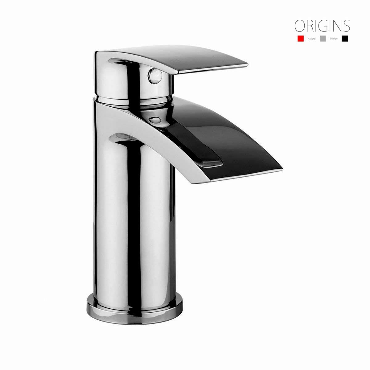 Origins Flow Bathroom Basin Mixer Tap UK Bathrooms