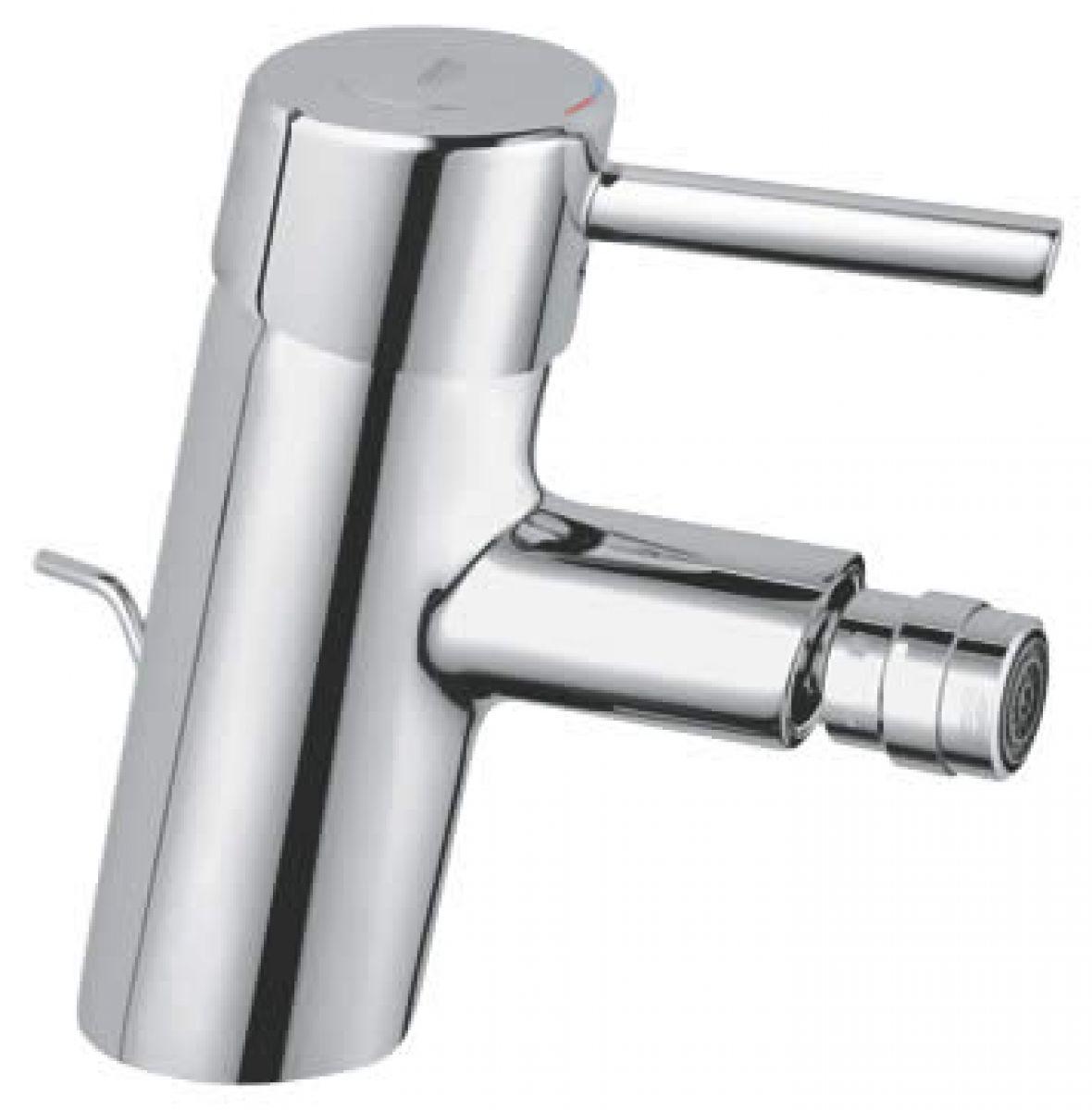 Grohe Concetto Bidet Mixer Tap : UK Bathrooms