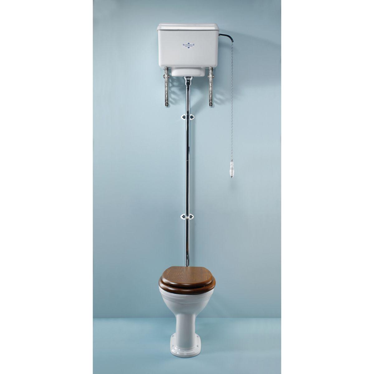 Silverdale Victorian High Level Toilet Uk Bathrooms