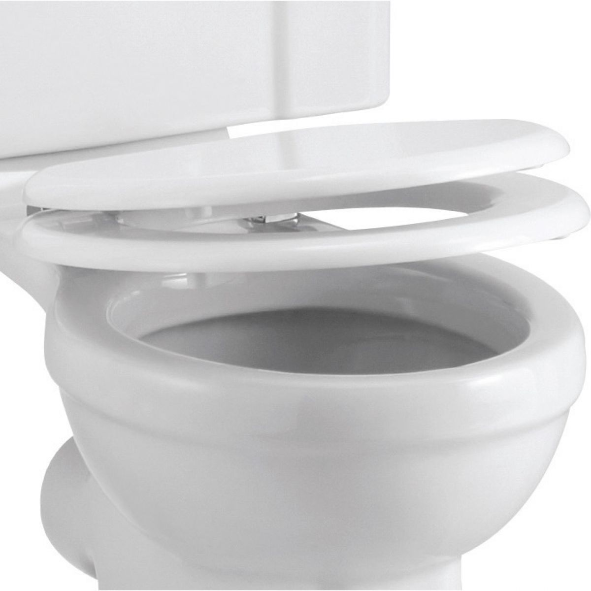 Burlington Soft Close Toilet Seat And Cover UK Bathrooms
