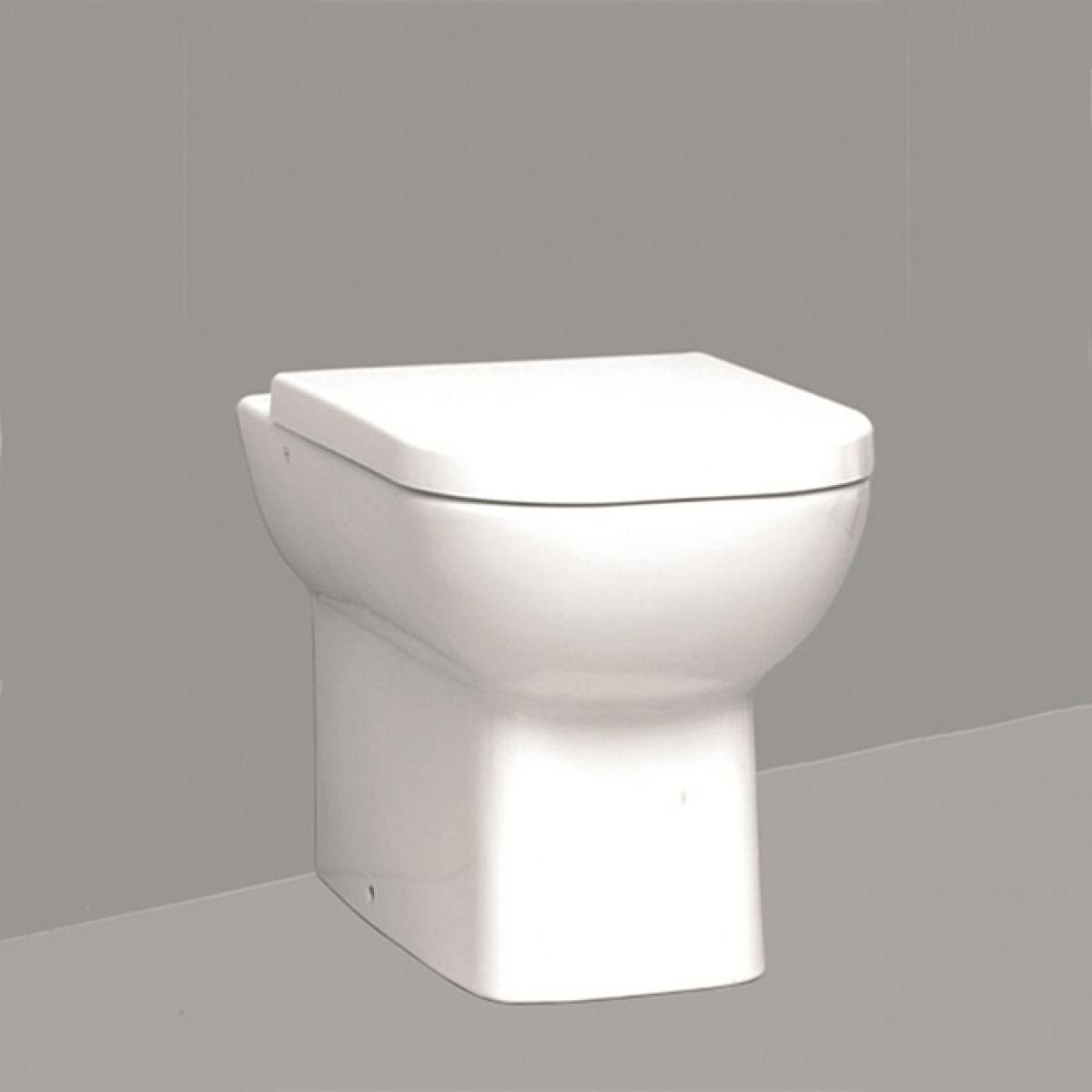 Vitra Nest Back To Wall Toilet Uk Bathrooms