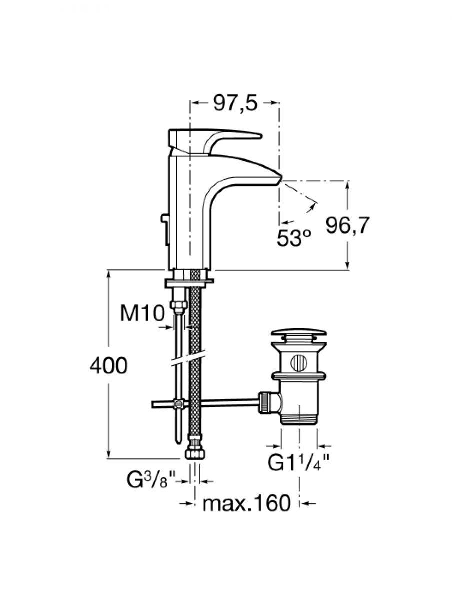 thesis basin mixer