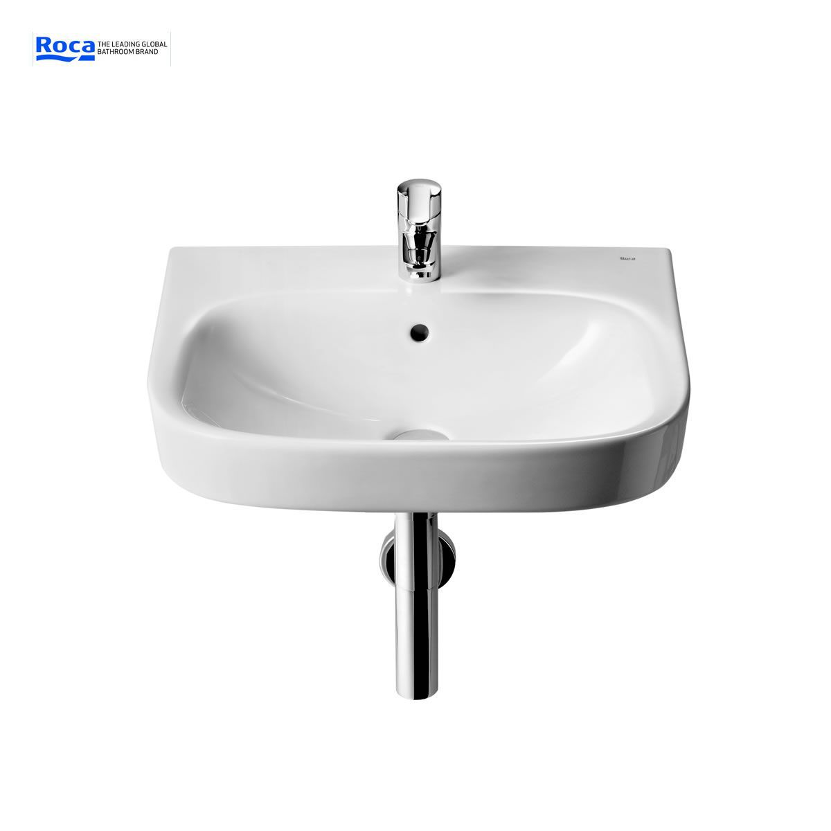Roca Debba Bathroom Basin : UK Bathrooms