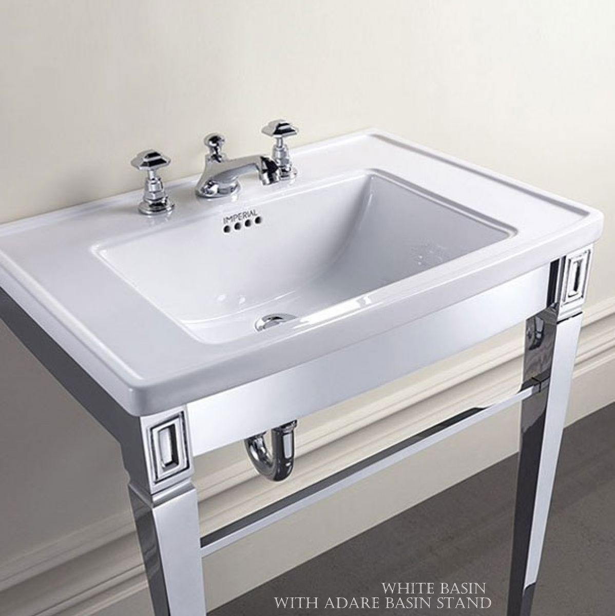 Imperial Radcliffe Traditional Vanity Basin : UK Bathrooms